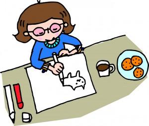 Thumbnail: Cartoonists