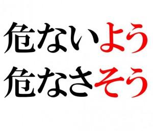Japanese Grammar: よう そう