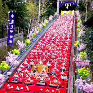 Hinamatsuri-Katsuura-Chiba-Japan-Temple-Wasabi-4